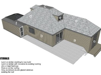 Oxon house extention