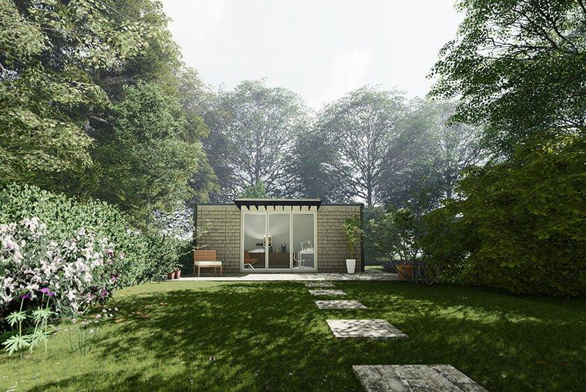 prospus garden office 2